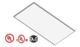 UL cUL DLC led panel