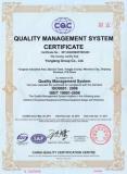 CE , TUV, ISO Certificate