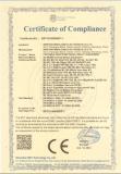 CE-EMC of weifang mingliang electronics co,.ltd
