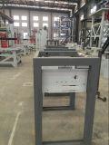 Film blowing machine installation workshop bright and clean