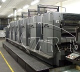 KBA 5+1 Color Printing Manchine