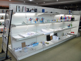 Sample room show-Sublimation accessories