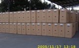 scooters stocked to be shipped to USA