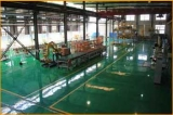 Automatic brick system assembly workshop