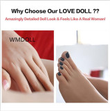 WHY CHOOSE OUR SEX LOVE DOLL