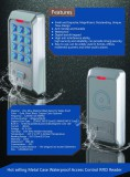 Hot selling Metal Case Waterproof Access control