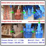 Goole DP27 Pilot Operated Pressure Reducing Valve Packing