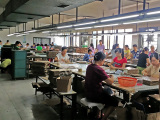 Metal products production workshop
