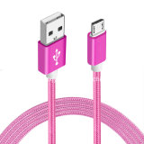 1.2m 3 in 1USB Charging and Data Cable for Iphohne, Samsung, Type C Mobile