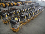 Assembly Line of Diesel engine vibrator