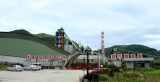 Asia Cement 5000t/d cement grinding system