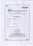 Certification for Safe Transport of Chemical Goods by Air