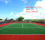 Tennis field in Mauritius