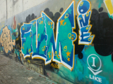 iLike graffiti spray paint