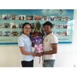 Nepal customers
