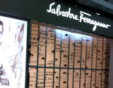 China airport shops sliding doors
