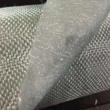 Fiberglass complex fabric for the panel of the refrigerated truck