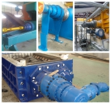 SGR planetary gearbox mixer application