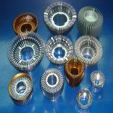 LED spotlight heatsink with SGS, ISO9001:2008, ROHS