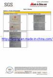 SGS Certificate9