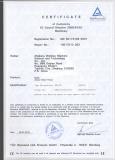CE certificate of diesel water pump