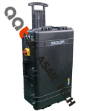 400W 8CH High Power Portable Mobile Signal Jammer