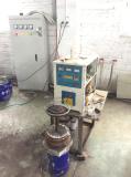 Manual welding machine for diamond wheel