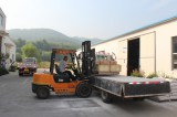 Sisa Abrasives Qingdao Factory