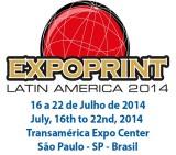 Expoprint 2014 in Brasil