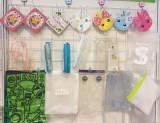 show room 6 pvc gift bag