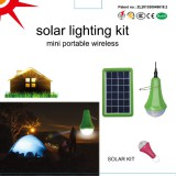 New patented solar home lighting system solar kits high power solar home system