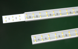 SMD 2835 15mm Double Row LED Strip Light with Aluminium Slot