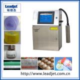 V98 Industrial CIJ inkjet expiry date printing machine