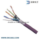 F/FTP 500MHz Category 6A Indoor Cable