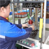 Finish and fix wire sheave production