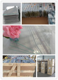 packing of clear float glass