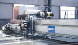 Bystronic cutting machine