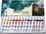 acrylic color paints