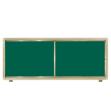 Sliding Green Board