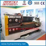 CS6266Cx2000 horizontal gap-bed lathe machine at machine exhibition