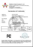 FCC Certificate_Erfid-102