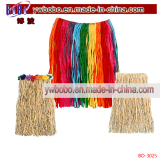 Child Raffia Hula Skirt Best Birthday Party Decoration