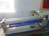 Size filter machine