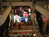 P7.62 Indoor fixed full color led display in India-19.05 Sqm-4.88m*3.904m