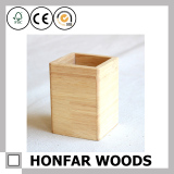 5/4 Wooden Pen Pot Pen Holder