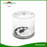 10 LED Portable Inflatable Solar Lantern