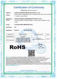 RoHS certification for LED emergency light