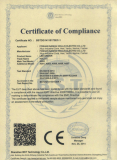 CE Certificate for LED Driver