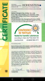 oeko-tex certificate