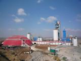 Built Cement Factory